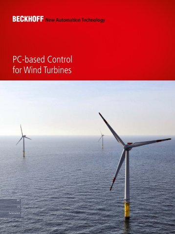 PC-based Control for Wind Turbines - download - Beckhoff