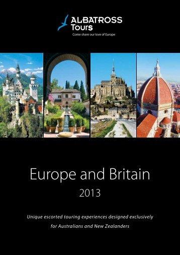 Europe and Britain - Albatross Tours