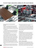PC-based Control for the Wood Industry - download - Beckhoff - Page 2
