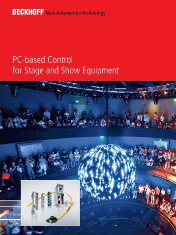 PC-based Control for Stage and Show Technology - download ...