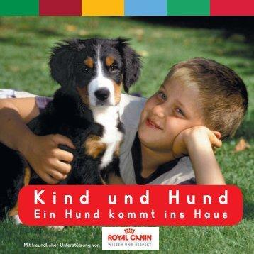 Kind und Hund - ROYAL CANIN Tiernahrung GmbH & Co. KG