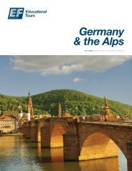 Germany & the Alps - EF Tours