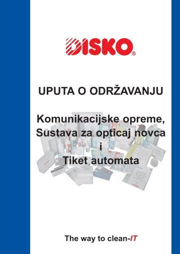 The way to clean-IT - DISKO