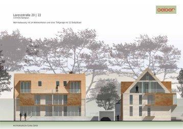 Exposé Lorenzstraße in Kempten ( pdf | 3,6 MB - Geiger