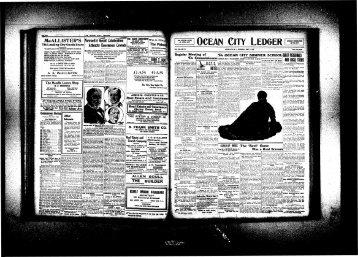Jun 1916 - On-Line Newspaper Archives of Ocean City