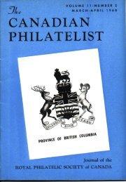 CANADIAN - The Royal Philatelic Society of Canada