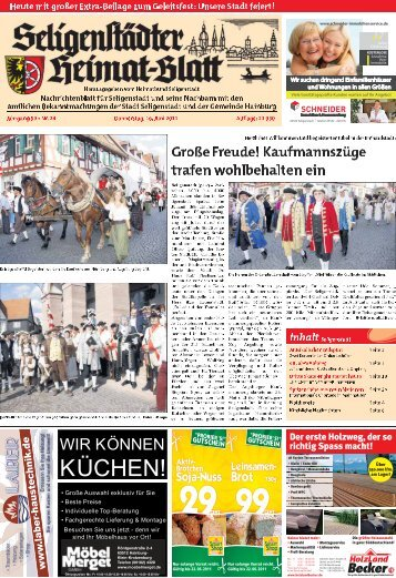KÜCHEN! - Heimatbund Seligenstadt