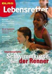 Lebensretter 1/2010 - DLRG