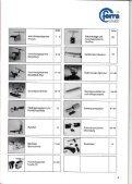 Systemunabhängige Baukasten Spanntechnik - Ferra Tools - Seite 5
