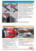 nieuwsbrief nieuwe constructie - BBK - briefkasten en belpanelen - Page 3