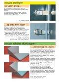 nieuwsbrief nieuwe constructie - BBK - briefkasten en belpanelen - Page 4