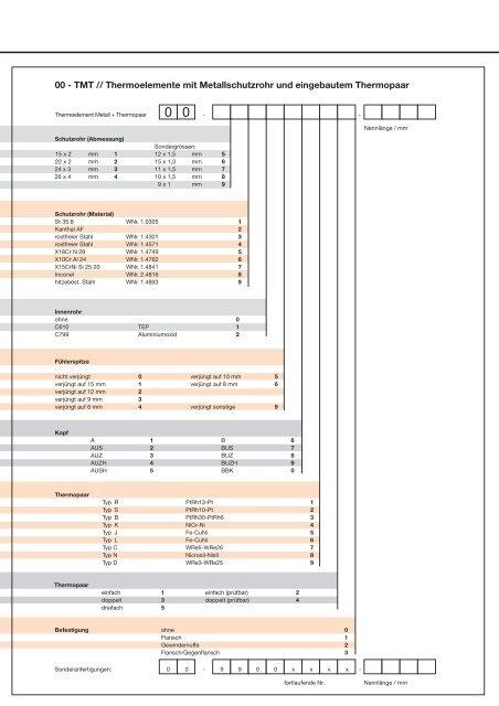 Komplettes Datenblatt Produktgruppe 00-TMT [PDF, 538 KB - MTS ...
