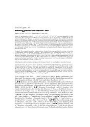 Cod. Pal. germ. 343: Sammlung geistlicher und weltlicher Lieder