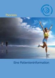 Psoriasis Patienteninfo - NetDoktor.at
