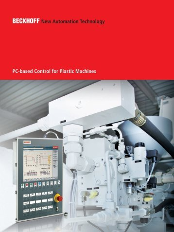 PC-based Control for Plastic Machines - download - Beckhoff