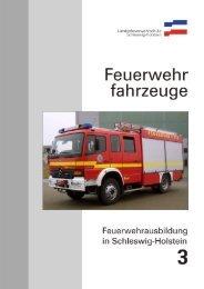 Heft 3 - Landesfeuerwehrverband Schleswig-Holstein