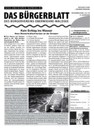 """Die neue """"Stellfalle"""" am Sandfang - Bürgerverein Oberwiehre ..."""