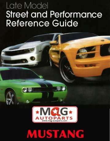 Mustang - MAG-AUTOPARTS