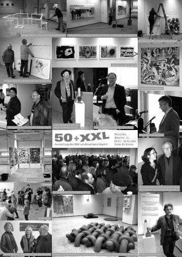 1 Ausstellung des BBK Landesverband Bayern München, Balanstr ...