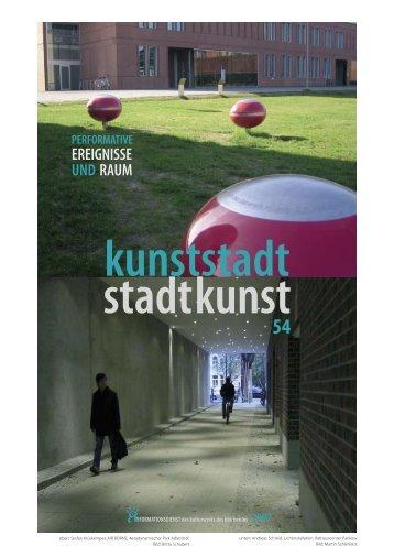 (mei- ner) kunst zu (meinem) - Susanne Bosch