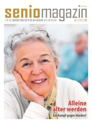 senioren - Senio Magazin