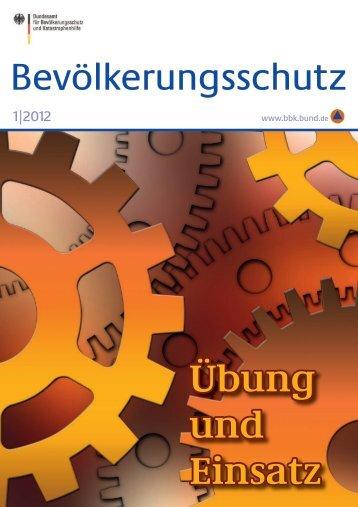 Magazin 1 / 12 (PDF, 6MB) - Bundesamt für Bevölkerungsschutz ...