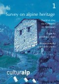a survey on the alpine cultural heritage - The four main objectives of ... - Page 2