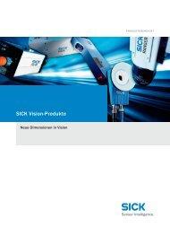 SICk Vision-Produkte - Mysick.com