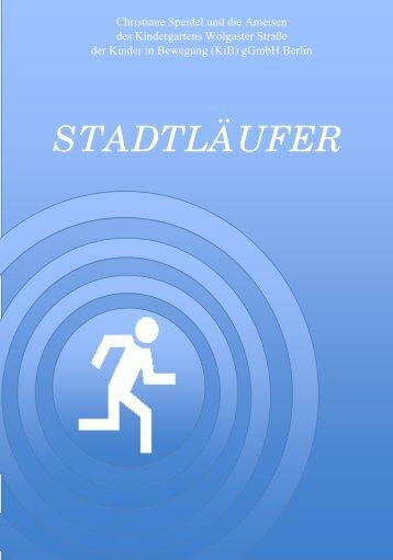 Projekt Stadtläufer - Deutsches Jugendinstitut  e.V.