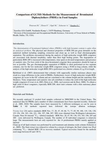 90158 - Sixth International Symposium On Brominated Flame ...