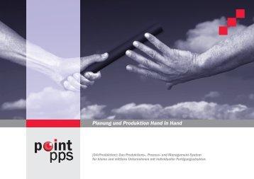 Entwurf Prospekt Point PPS A4.indd - D4 Software AG