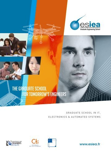 THE GRADUATE SCHOOL FOR TOMORROW'S ENGINEERS - ESIEA