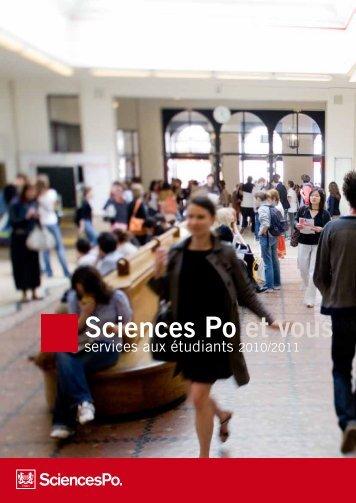 Sciences Po et vous