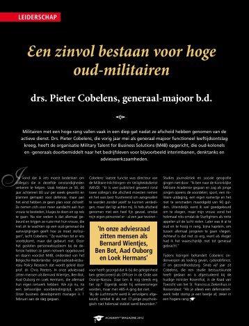 Pieter Cobelens Speakers Academy - M4B