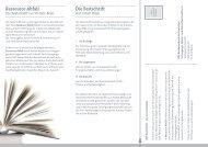 Die Festschrift Ressource Abfall - BDE