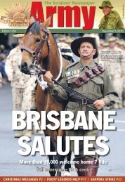 More than 10,000 welcome home 7 Bde - Department of Defence