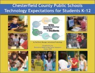 9 1 01 11 2 - Chesterfield County Public Schools