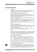 2 Beschreibung der Dienstleistung BDD - SIX Interbank Clearing - Page 3