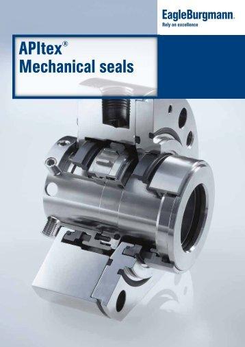 APItex® Mechanical seals - EagleBurgmann