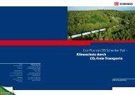 Eco Plus von DB Schenker Rail - Deutsche Bahn AG