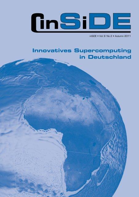 Innovatives Supercomputing in Deutschland - Forschungszentrum ...