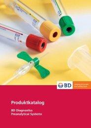Produktkatalog - BD