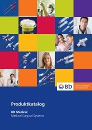 Produktkatalog BD Medical - Aichele Medico AG