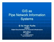 (Microsoft Powerpoint - Pipe network information system ...