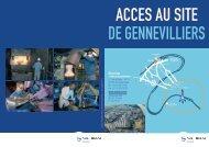 Plan d'accès - Snecma