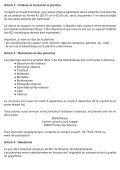 Le reglement individuel - Rencontres de la BD - Page 3