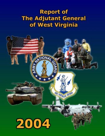 West Virginia National Guard Annual Report 2004