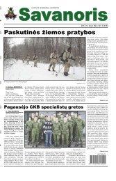 Žalia giria - Lietuvos kariuomenė