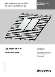 Logasol SKN 4.0 - Buderus
