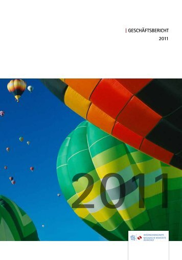 Geschäftsbericht 2011 - Unternehmensgruppe Nassauische ...